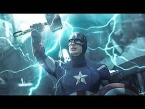 How Captain America Wields Mjolnir In Avengers Endgame Explained In Hindi
