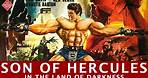 Son of Hercules in the Land of Darkness | Full Movie in English | 1964