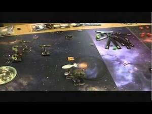 Star Trek Attack Wing batrep: Uneasy Alliance