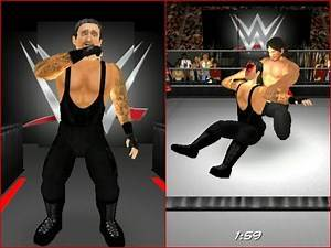 WWE LIVE INDIA THE UNDERTAKER vs THE GREAT KHALI - Wr3D