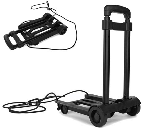 Dolly Collapsible Luggage Trolley Cart Silver~ | Watches Store Online Reviews