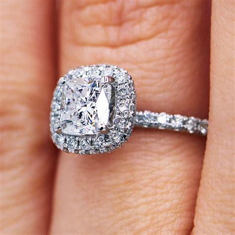 1-CTCushion-Cut-Engagement-Rings