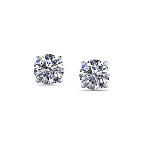 1-CaratDiamond-Stud-Earrings