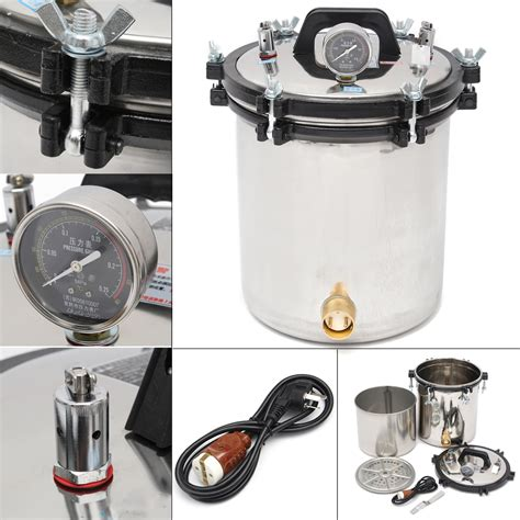 18L Steam Pressure Sterilizer sterilization Autoclave | Watches Store Online Reviews