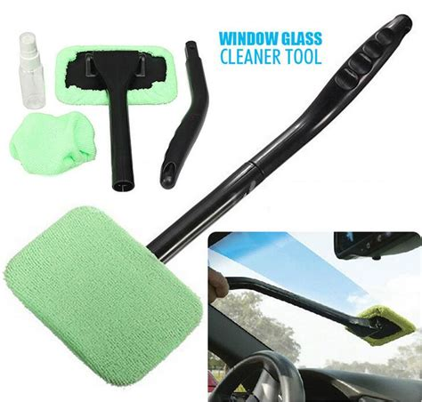 2 Car Windshield Cleaner Tools | Gps Store