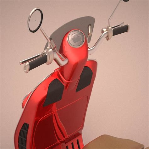 2-PersonMotor-Scooter
