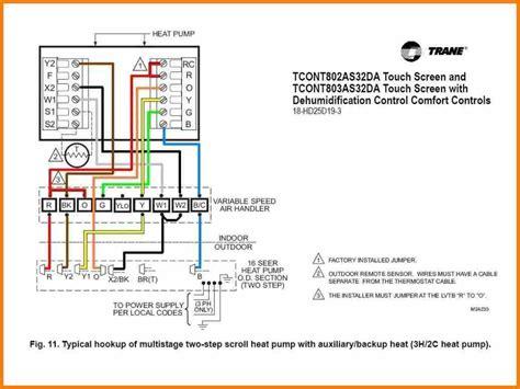 2-Stage-HeatPump-Thermostat-Wiring