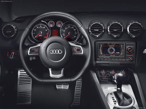 Audi Roadster Interior