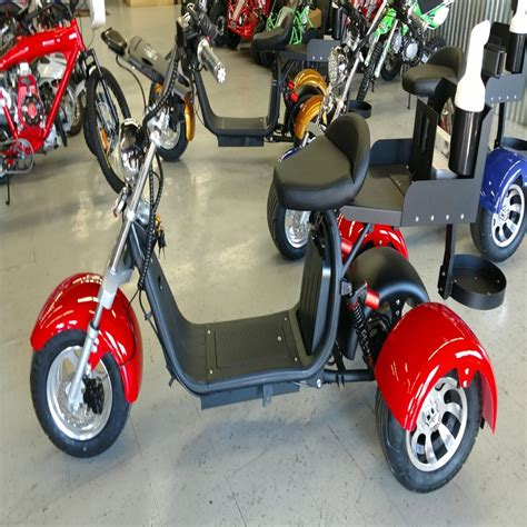 3-Wheel-ElectricGolf-Scooter