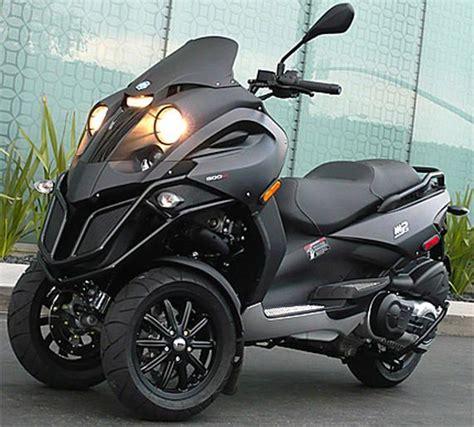3-WheelMotor-Scooter