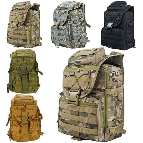 35L Hot Unisex Military Tactical Backpack Hiking Climbing Trekking Rucksacks | Gps Store