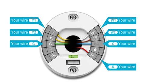 3rd-GenerationNest-Thermostat-Wiring-Diagram