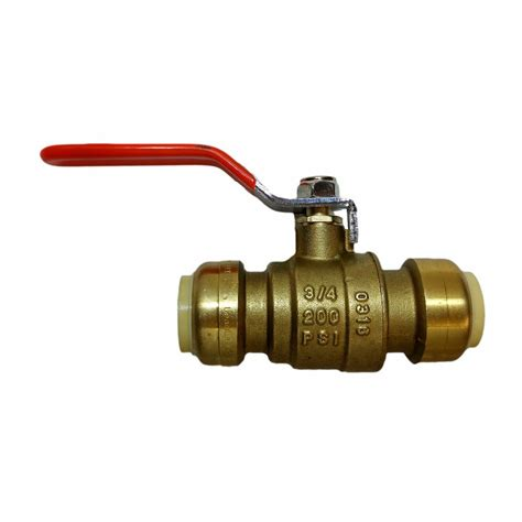 4 Inch Sharkbite Style (Push Fit) Push to Connect Lead Free Brass Tee Fitting | Watches Store Online Reviews