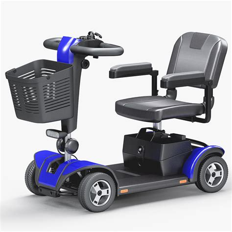 4-WheelMobility-Scooters