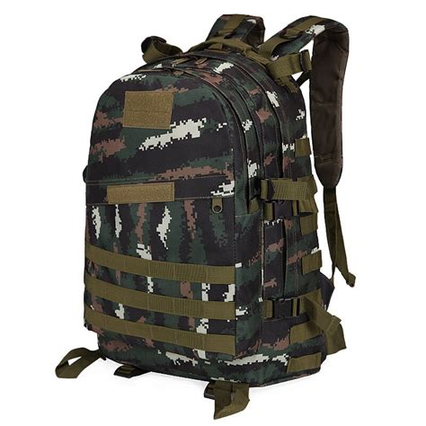 40L 3D Outdoor Tactical Military Backpack Rucksack Trekking Hiking Camping Bag | Gps Store