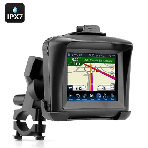 5 Inch GPS Navigation System with Bluetooth | Gps Store