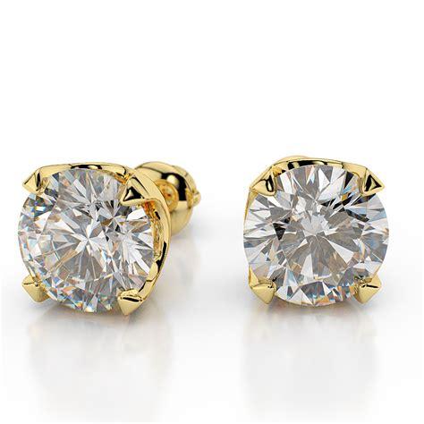 5-CaratDiamond-Stud-Earrings
