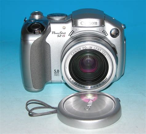 5.0MP Digital Camera Silver  | Digital Cameras