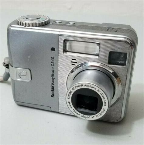 5.0MP Digital Camera Silver Tested | Digital Cameras