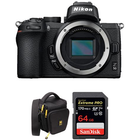 50 Mirrorless Digital Camera (Body | Digital Cameras