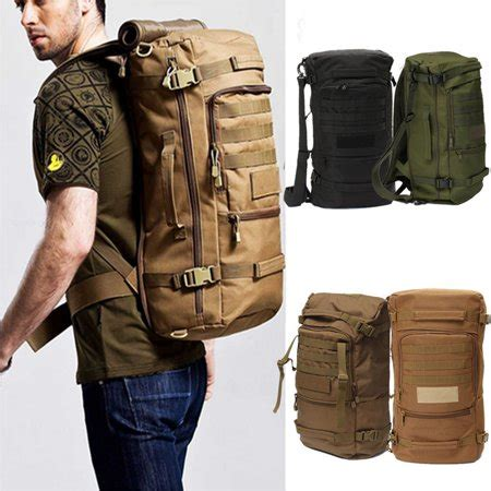 50L Military Tactical Backpack Hiking | Gps Store