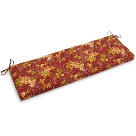 60-InchOutdoor-Cushion-Bench