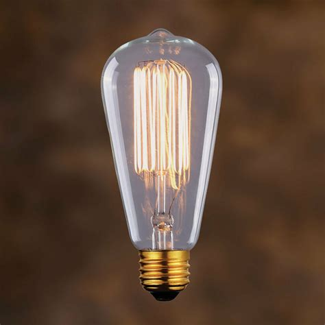 60W Filament Light Bulbs Vintage | Watches Store Online Reviews