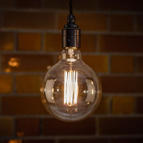 60W Squirrel Cage Filament Light Bulb | Gps Store