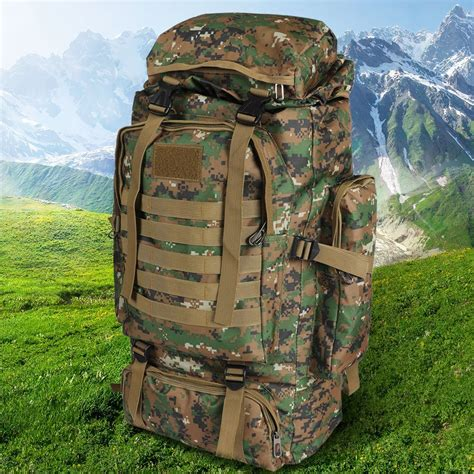 80L Outdoor Military Tactical Camping | Watches Store Online Reviews