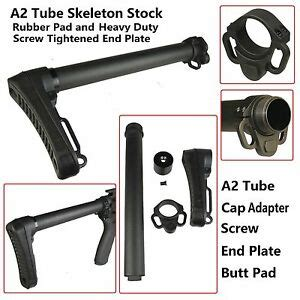 A2 Tube Skeleton Stock With | Gps Store