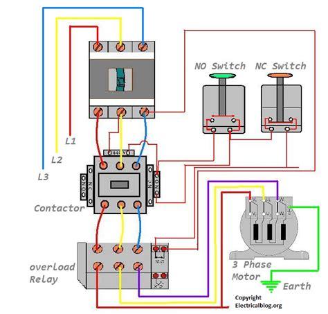 AC-MotorStarter-Wiring-Diagrams