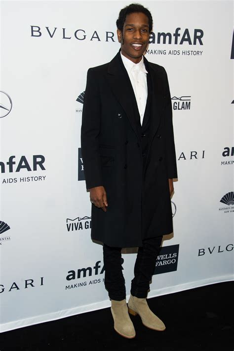 Asap Rocky Chelsea Boots