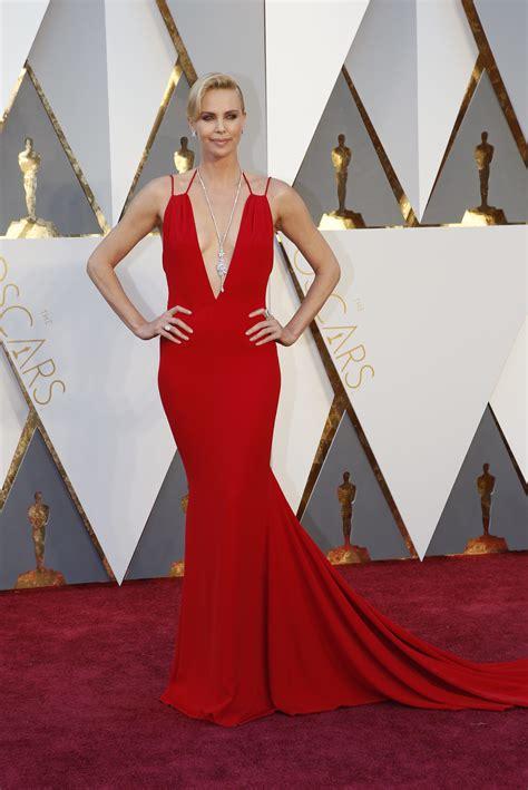 Academy Awards Red Carpet Dresses
