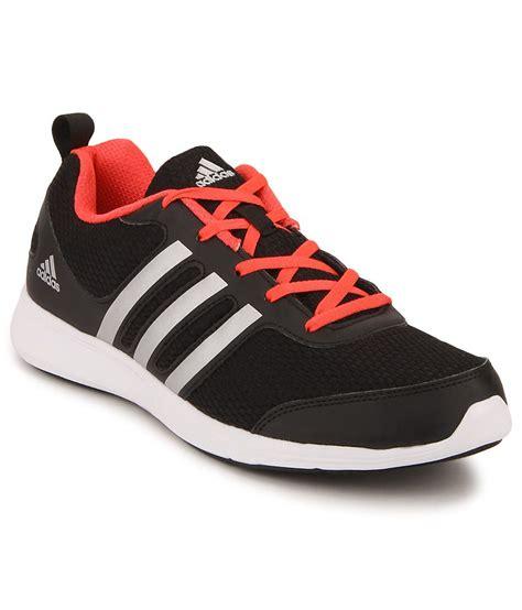Adidas-BlackRunning-Shoes