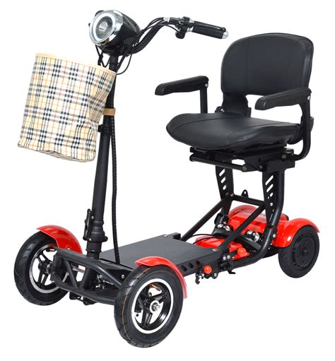 Adult-Electric-FoldingMobility-Scooters