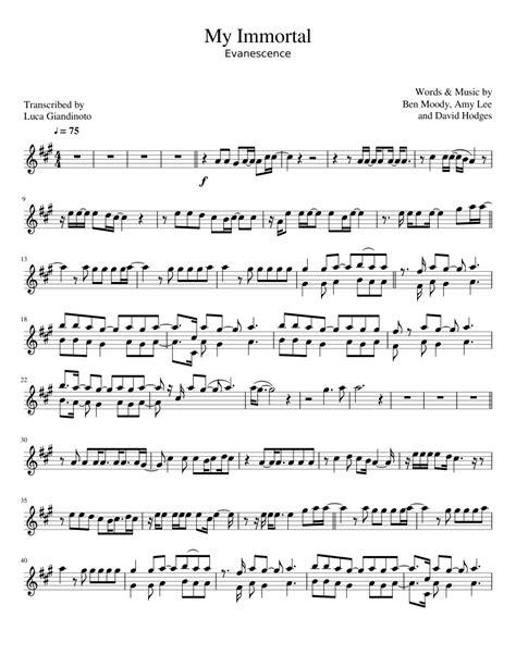 Advanced-ViolinSheet-Music