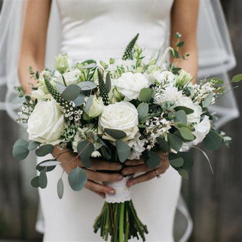 All-WhiteBridal-Bouquets