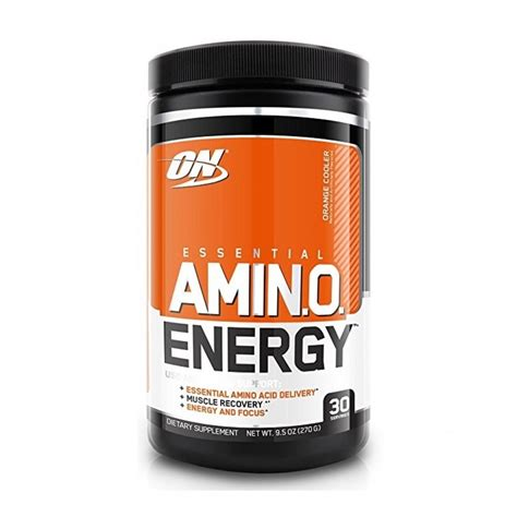 Amino Energy Orange Cooler  | Watches Store Online Reviews