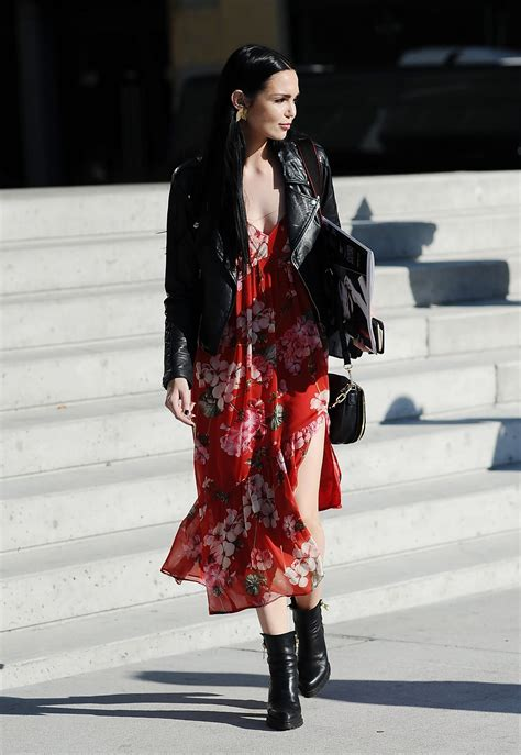 Ankle Boot Dress Street Style