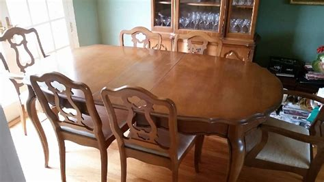 HD wallpapers vintage bassett dining set Page 2