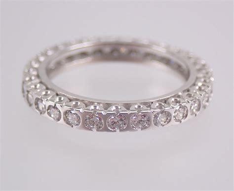 Antique-DiamondEternity-Bands
