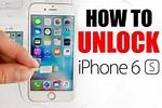 Apple Support Unlock iPhone 6s