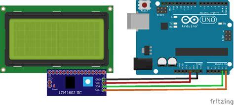 Arduino-20X4-I2CLCD-Sketch