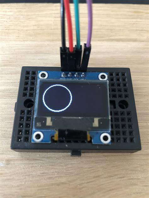 Arduino-Display-I2C-Oled