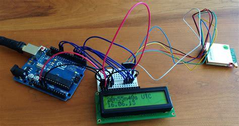 Arduino-Gps-Display