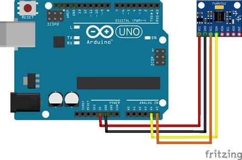 Arduino-I2CConnection