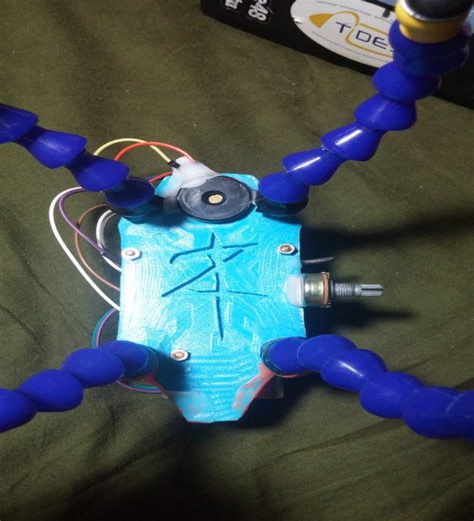 Arduino-Joystick-Display