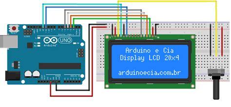 Arduino-LCD4-Pin