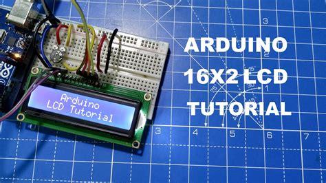 Arduino-LCDTutorial