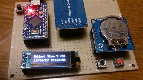 Arduino-OLEDClock